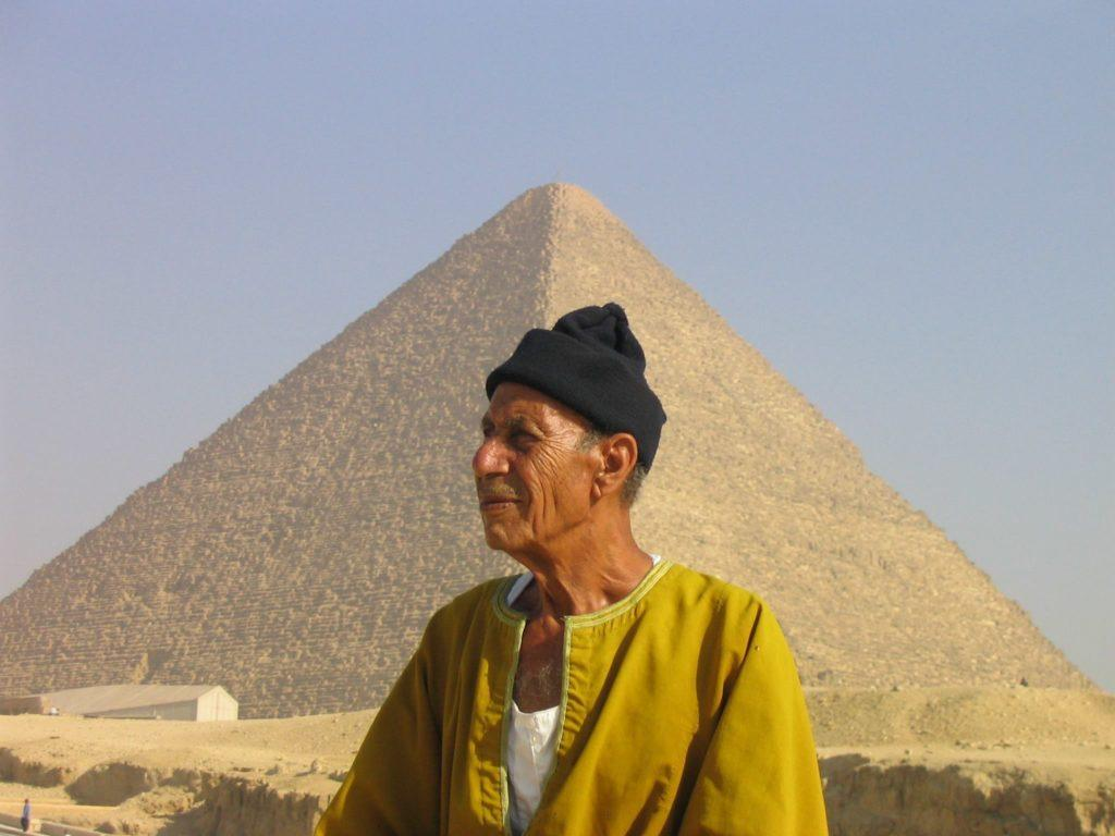 Abd'el Hakim Awyan, Indigenous Wisdom Keeper and Archaeologist.