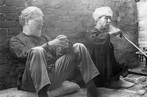 Stephen Mehler and Hakim Awyan.