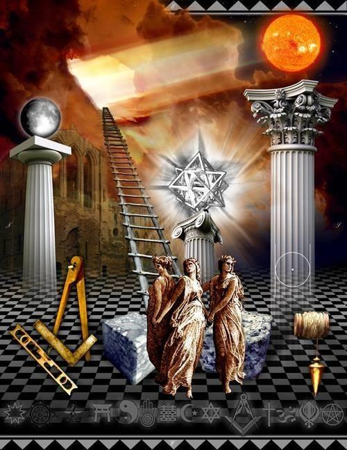 Freemasonry's Roots in Greek Mysteries