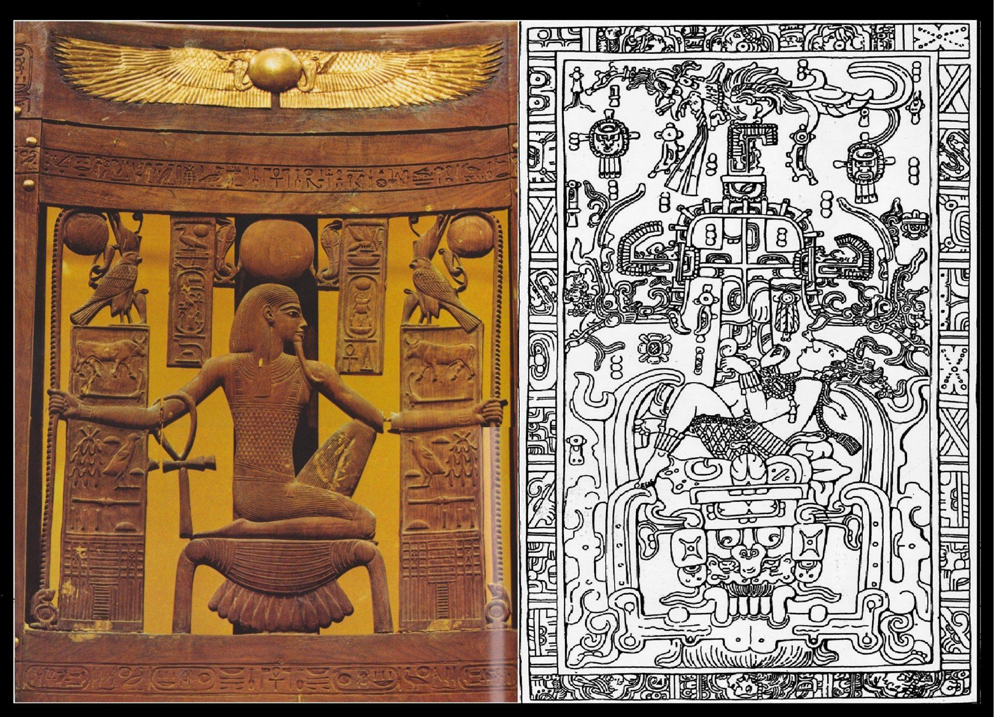 King Tut VS Lord Pakal