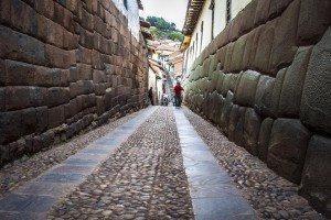 Streets of Cuzco