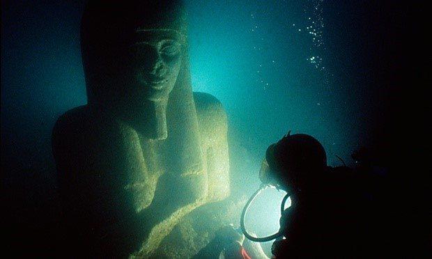 Sunken Treasure from Ancient Egypt