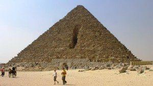Third Pyramid at Giza