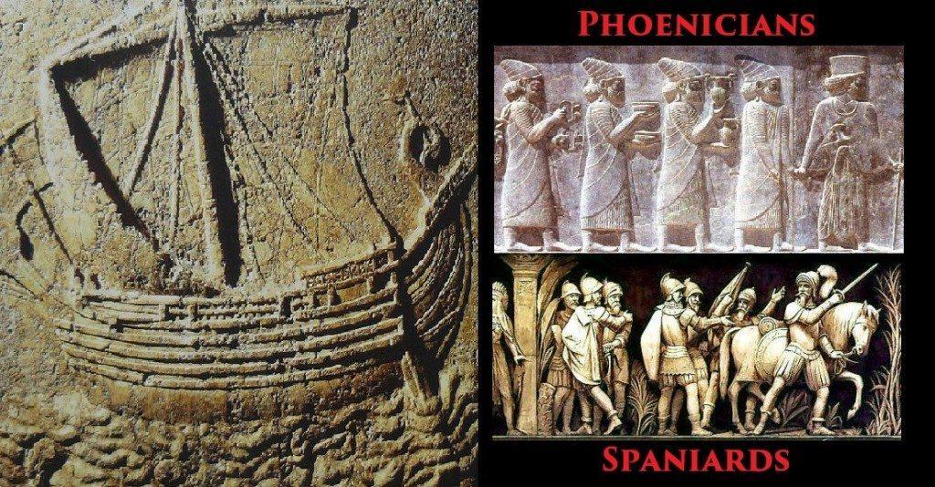 phoenician Magi Spanish