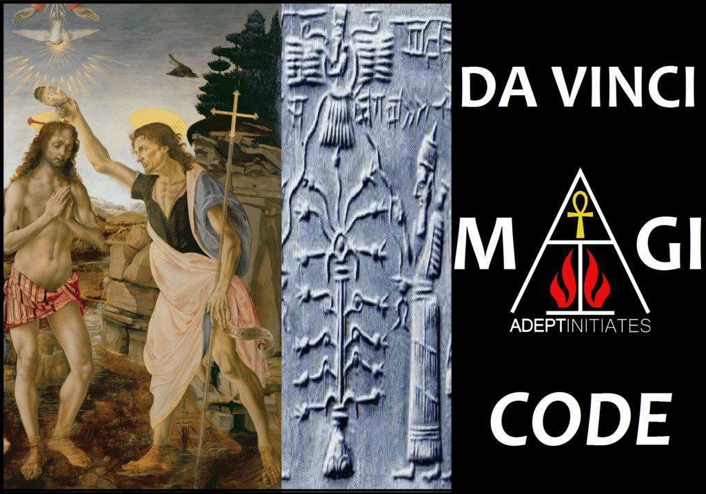 Da Vinci Magi Code