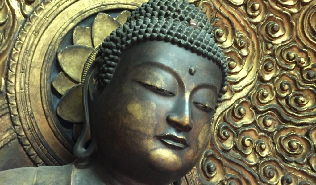 MANLY P HALL BUDDHA