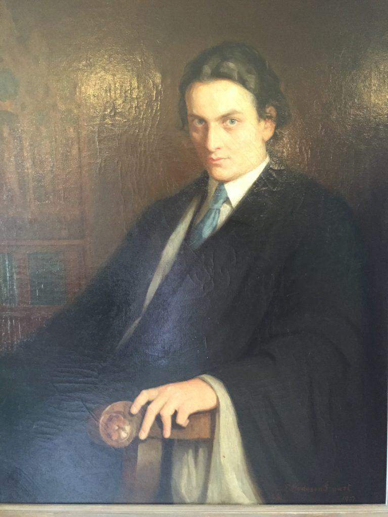 MANLY P HALL