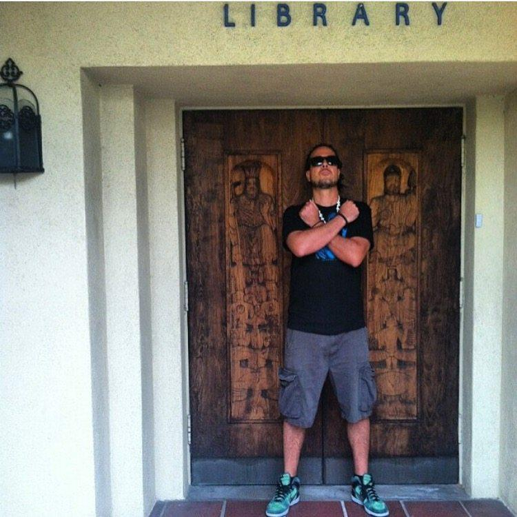 MANLY P HALL RESEARCH LIBRARY