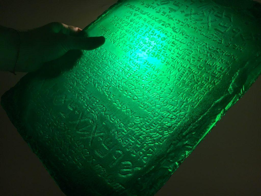 EMERALD TABLETs