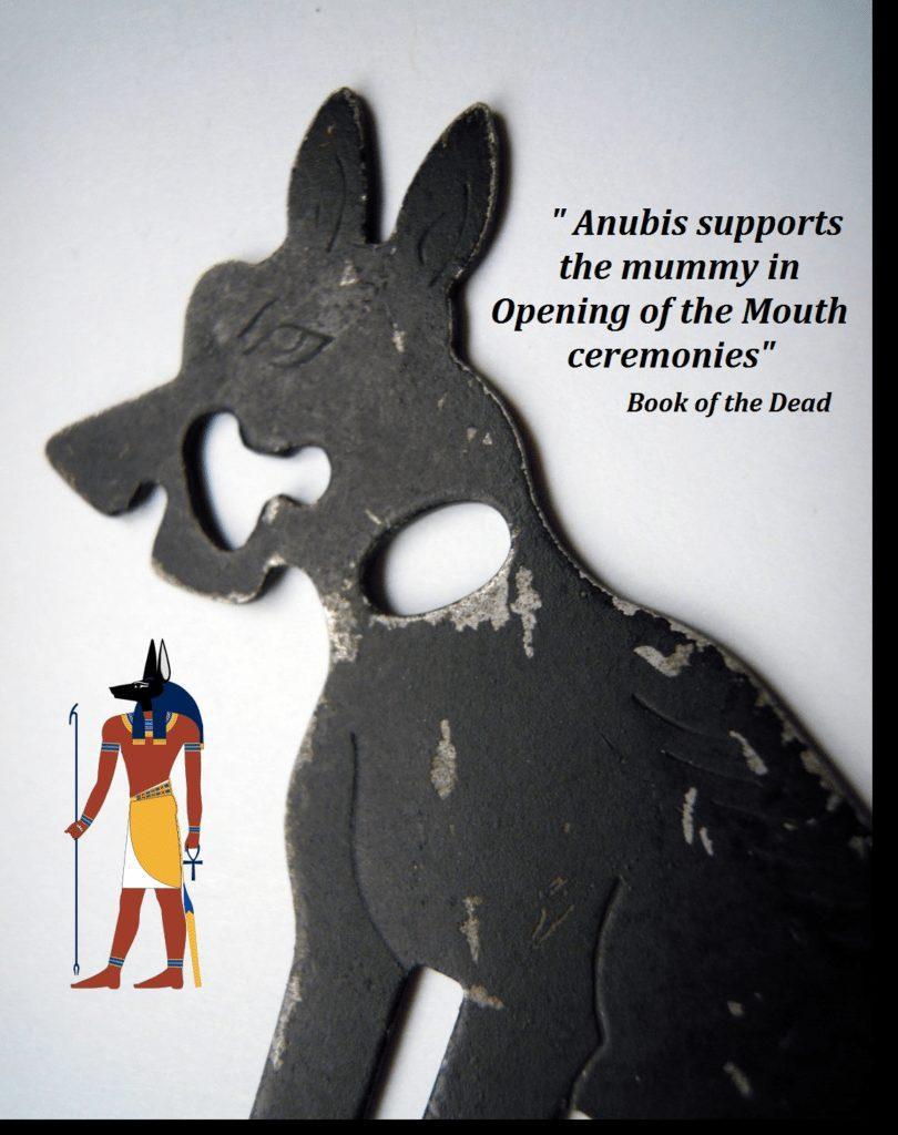 Anubis Amulet