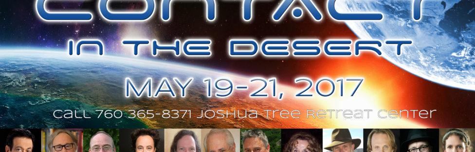 Win A Pass to CONTACT in the DESERT from Adept Initiates!