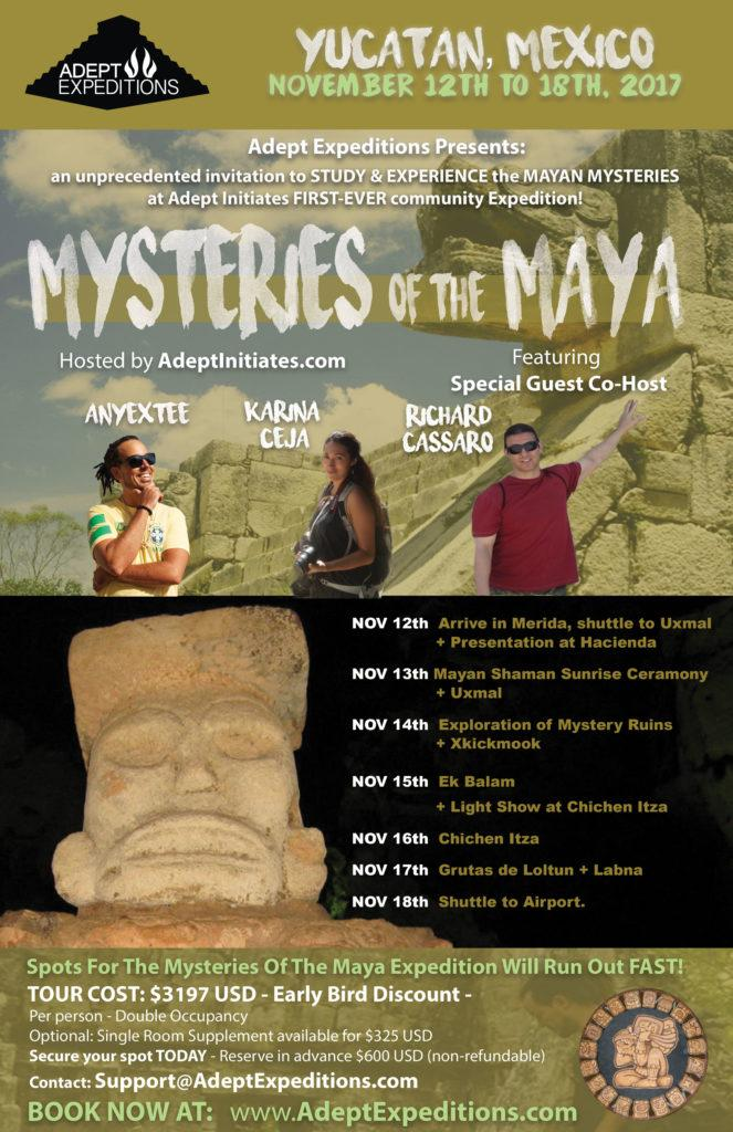 Mysteries of Maya