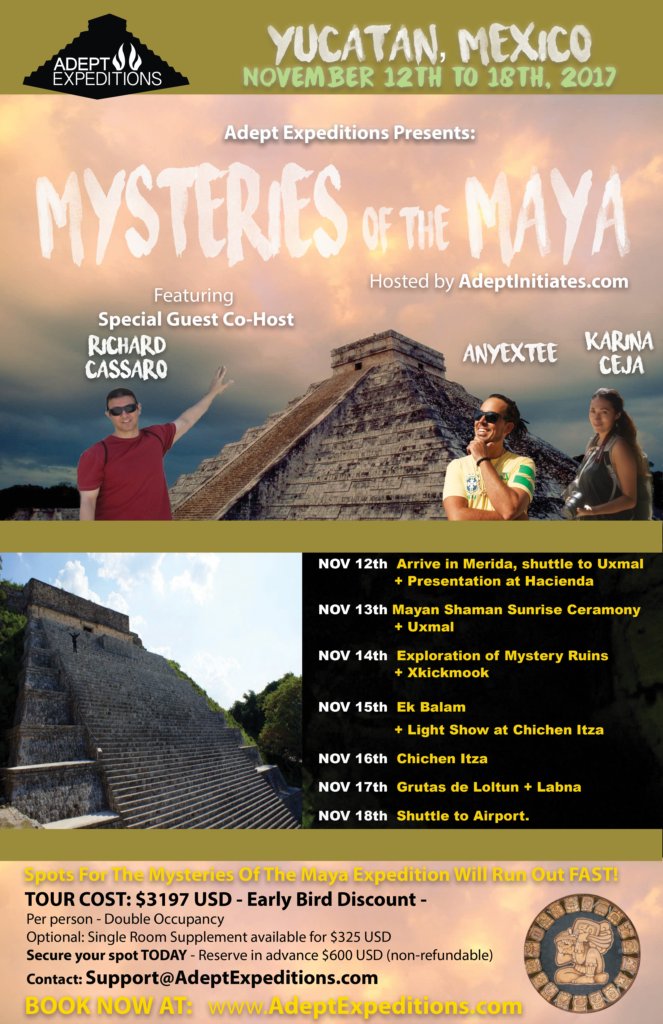 Mysteires of the Maya
