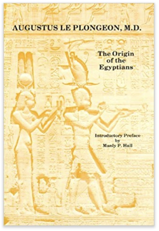 Augustus Le Plongeon Origin of Egyptians