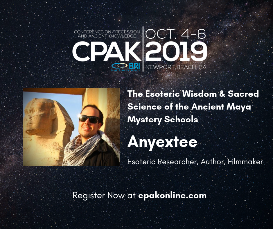 CPAK2019 Conference on Ancient Knowledge and Precession Anyextee