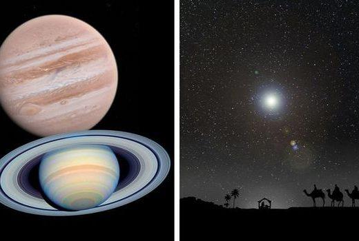 saturn and jupiter conjunction